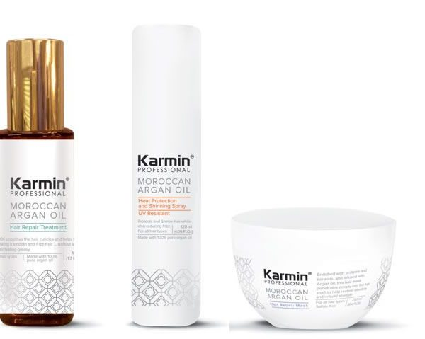 Karmin Hair Repair & Smoothing System